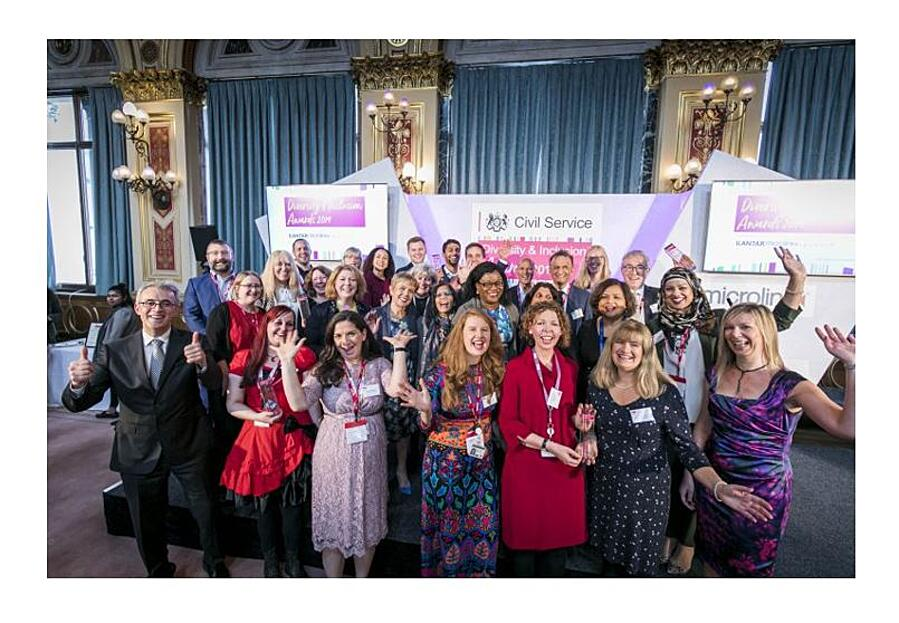 All winners of Civil Service Awards 2019