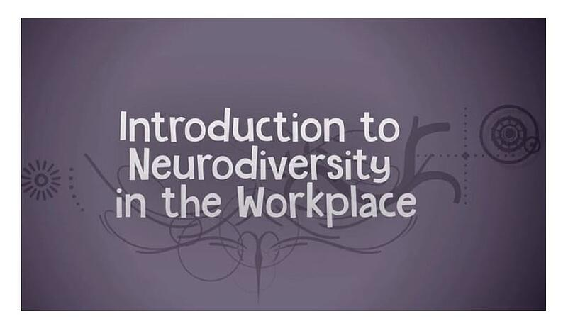 Introduction to Neurodiversity in the workplace